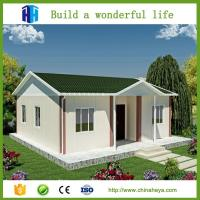 Buy cheap luxury steel framed prefab modern movable house kits in puerto rico from wholesalers