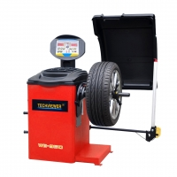 Buy cheap Economical Tyre Dynamic Balance Instrument Car Wheel Balancing Machine from wholesalers