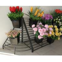 Buy cheap Metal Artificial Flower Display Rack 936X936X1377mm Size Muliti Lever from wholesalers