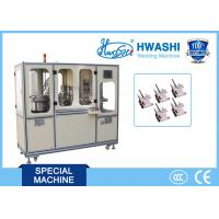 Buy cheap Mechanical Rotatory Welding Machine for Relay / Automatic Assembly Machine from wholesalers