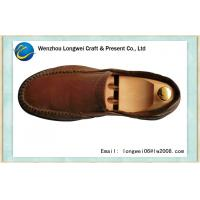 Buy cheap Leather Shoes Mens Shoe Stretchers , Shoe Trees Twin Metal Tubes from wholesalers