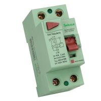 Buy cheap AC Residual Current Overcurrent Circuit Breakers with 25mm² Rigid conductor Connection product