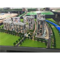Buy cheap House Architectural Model Building For Residence With Internal Light 2.1 * 2.1M from wholesalers
