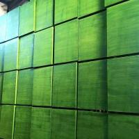 Buy cheap WBP Green Plastic Film Faced Plywood For Concrete Formwork Construction from wholesalers