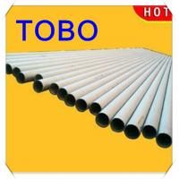 Buy cheap ASTM A269 / ASTM A312 Welded Pipes Tubes ERW Pipes , Heat Exchanger Seamless Tube from wholesalers