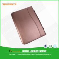 Buy cheap high quality ring binder / 3 ring binder / brown leather ring binder from wholesalers