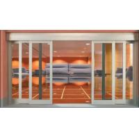 China Shopping center / mansion Telescopic Sliding Door with High loading on sale