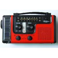 Buy cheap Solar Dynamo Radio with Flashlight (HT-998B) from wholesalers