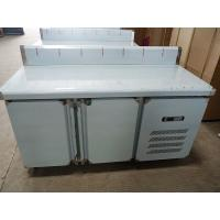 Buy cheap Under Counter Double Door Commercial Workbench Refrigerator With Water Bar from wholesalers