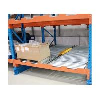 Buy cheap Automatic Gravity Flow Pallet Racks Capacity 1000-6000kgs Corrosion  Resistance from wholesalers