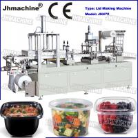 Buy cheap New Condition PP Transparent Sheet Automatic Plastic Trays Forming Machine for Fruit Tray from wholesalers