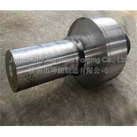 Buy cheap 42CrMo4 OD702 x350 x1500mm Threaded Metal Hardened Forged Steel Shaft For Ship Building Industry product