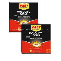 Buy cheap Fast Knock Down Anti Dengue Mosquito Coil 10 Nights 12 Hours Burning Time from wholesalers