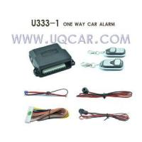 Buy cheap Car Alarm System U333-1 from wholesalers