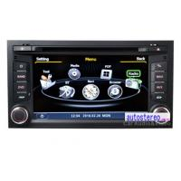 Buy cheap Auto DVD Player Car Stereo Sat Nav Bluetooth / DVD Sat Nav Car Stereo from Wholesalers