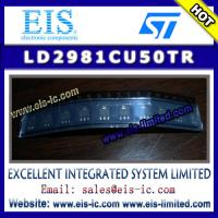 Buy cheap LD2981CU50TR - STMicroelectronics - VERY LOW DROP VOLTAGE REGULATORS WITH INHIBIT product