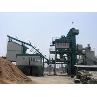 Buy cheap Side Type 60T Finished Product Bin All Asphalt Mixing Plant With 16 Ton Asphalt Storage Tank from Wholesalers