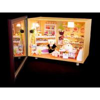 Buy cheap Dollhouse, Wooden Model, Educational Toy, from wholesalers