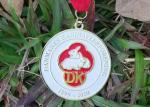 Buy cheap Custom Design Medals Kaninavlerforening , Iron Stamped running Wward Medals , Custom Insert Medals from wholesalers