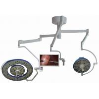 Buy cheap Blue Color Dual Dome Ceiling Veterinary Surgery Lights , LED Operating Lamp 160000 LUX from wholesalers