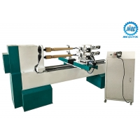 Buy cheap 2 Spindles Double Axis Wood Turning Lathe For Chair Legs from wholesalers