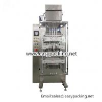 Buy cheap Automatic multi lanes packinggranule packing  machine/Snack packaging machine from wholesalers