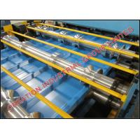 Buy cheap Metro Copo Step Tile and Reguar Long Span Roofing Sheet Double Aluminum Corrugator Machine from wholesalers