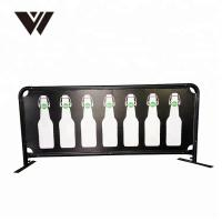Buy cheap PVC Coffee Shop Barriers Weatherproof Light Weight For Advertising Event Exhibitions from wholesalers