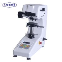 Buy cheap HVS-1000Z Digital Micro Hardness tester with Auto turret for Metal, Nonferrous metal and Glass product