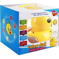 Buy cheap Lovely Yellow Duck Projector ,Interesting toys for Baby from wholesalers