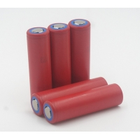 Buy cheap Original Sanyo Ga 3500mah 10A 18650ga Li-Ion Lithium Solar Batteries from wholesalers