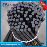 Buy cheap Carbon Fiber Rods,Carbon Fiber Rod,Carbon Fiber Solid Rods, Carbon Fiber Pultrusion rod, from wholesalers