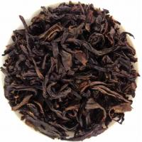 China Flattened Da Hong Pao Oolong Tea , Sweet - Scented Big Red Robe Tea on sale