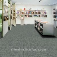 Buy cheap High quality textiles carpet tile with multi level loop pile from wholesalers