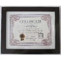 Buy cheap Certificate Frames from wholesalers