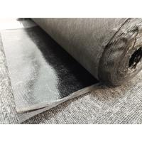 Buy cheap Black Self Adhering Polymer Modified Bitumen Roofing Underlayment 40 Mil Thickness from wholesalers