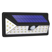 Buy cheap Waterproof Solar Powered Wall Mounted Lights , PIR Sensor Solar Powered LED Garden Lights from wholesalers