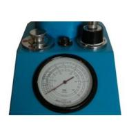 Buy cheap Electronic Frequency Modulation Air Permeability Test Equipment Dashboard Display from wholesalers