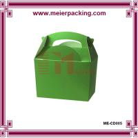 Buy cheap Made-in-China 100% Recycled glossy green gable Boxes for take away products from wholesalers