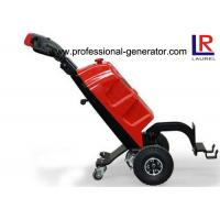 Buy cheap Narrow Space Material Handling Equipment 1000kg Capacity Mini Electric Walkie Tow Tractor product