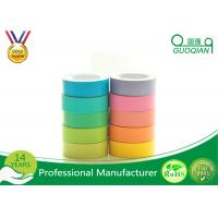 Buy cheap Coloured Printed Parcel Tape , Transparent Bopp Tape For Paper Sealing from wholesalers