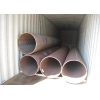 Buy cheap Boiler Pipe ASTM Carbon Steel Pipe 30'' 762mm Solid Material OD Long Lifespan from wholesalers