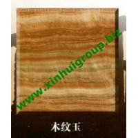 Buy cheap Onyx Wood Marble Stone from wholesalers