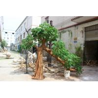 Buy cheap 2014 Hot Sale Bonsai Ficus Ginseng , Artificial Banyan Tree from wholesalers