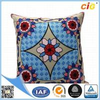 Buy cheap Polyester Cotton sofa / couch Home Textile Products With Embroidery from wholesalers
