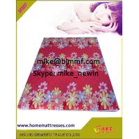 Buy cheap thin firm natural and environment friendly coconut fiber coir pad mattress from wholesalers