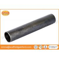 Buy cheap Scaffolding MS pipe, Q235 Q345 black tube EN10219 6M 4M for scaffolding projects from wholesalers