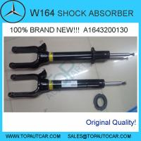 Buy cheap shock absorber for Mercedes-Benz Mercedes-Benz W164/ML350 ML500 FRONT 164 320 01 30 from wholesalers