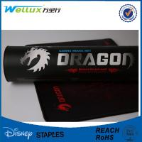 Buy cheap Non Slip Mouse Mat Colorful Custom Extra Large Mouse Pad With Stiching Edge from wholesalers