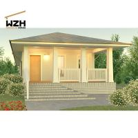 Buy cheap Vocation Modular Prefab Cabin for Log Homes from wholesalers